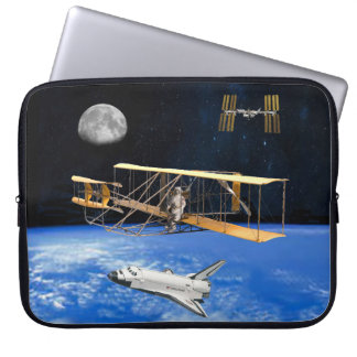 SPACE VOYAGERS LAPTOP SLEEVE