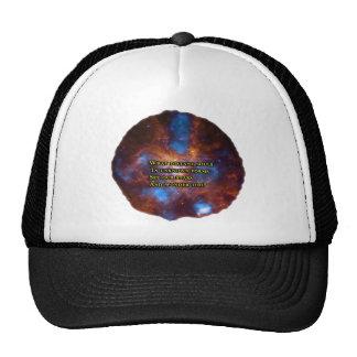 Space Walking Alien Hats