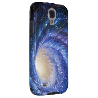 Space Warp Cell Case Galaxy S4 Case