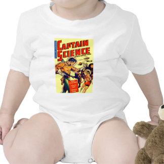 Space Warrior Vintage Science Fiction Comic Tshirt