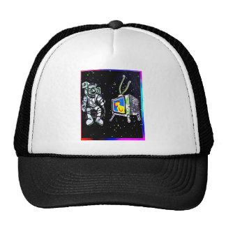 Space watcher trucker hats