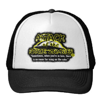 space zombies hat