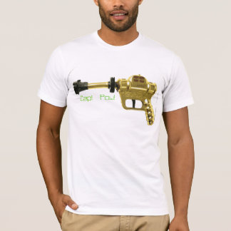 Spaceage Ray Gun T-Shirt