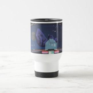 Spacecraft Console Mug