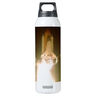 Spacecraft Launch 0.5L Insulated SIGG Thermos Water Bottle