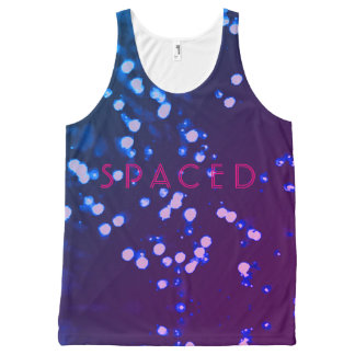 SPACED All-Over PRINT SINGLET