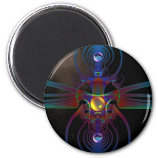 Spaced Out Magnets