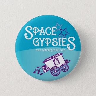 SpaceGypsies Button! 6 Cm Round Badge