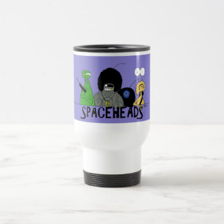 Spaceheads Travel Mug