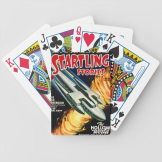 Spaceliner Bicycle Playing Cards