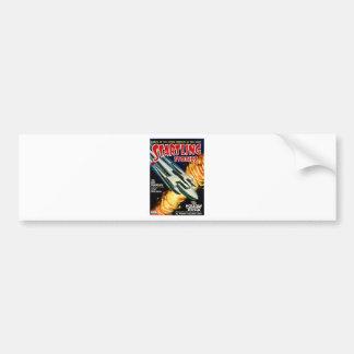 Spaceliner Bumper Sticker