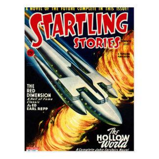 Spaceliner Postcard
