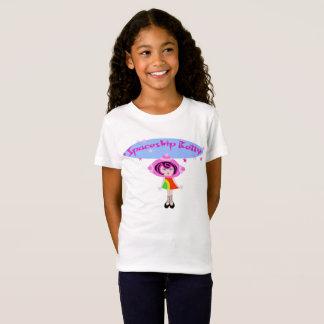 Spaceship Betty  A Little Spacegirl T-Shirt