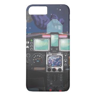 Spaceship Console iPhone 8 Plus/7 Plus Case