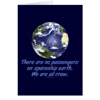 Spaceship Earth, Environment Card