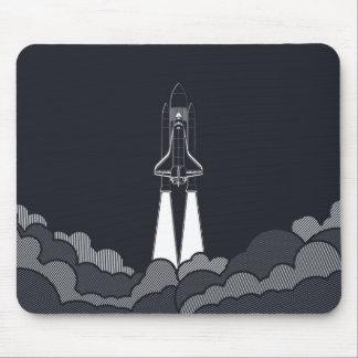 Spaceship Mousepad