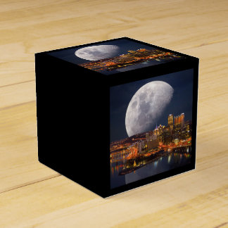 Spacey Pittsburgh Favour Box