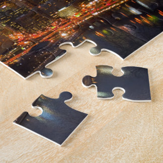 Spacey Pittsburgh Jigsaw Puzzle
