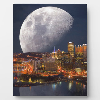 Spacey Pittsburgh Plaque