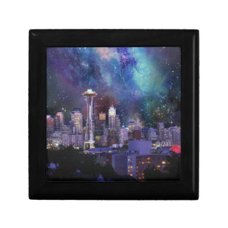 Spacey Seattle Gift Box