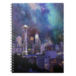 Spacey Seattle Notebook
