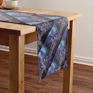 Spacey Seattle Short Table Runner