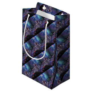 Spacey Seattle Small Gift Bag