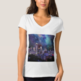 Spacey Seattle T-Shirt