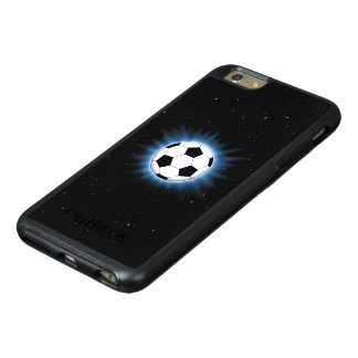 Spacey Soccer Ball OtterBox iPhone 6 Plus Case