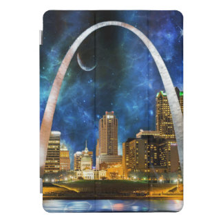 Spacey St. Louis Skyline iPad Pro Cover