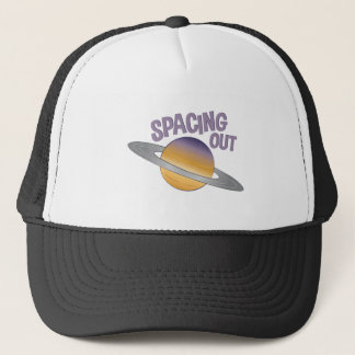 Spacing Out Trucker Hat