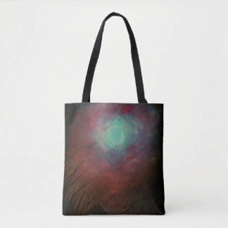Spacious Sky Tote Bag