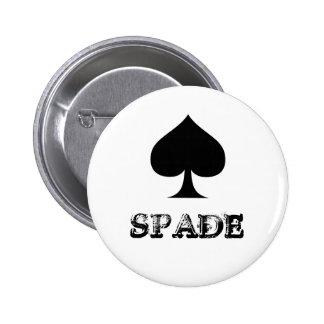 Spade Button