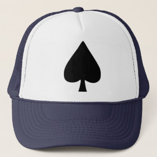 Spades - Poker Trucker Hat