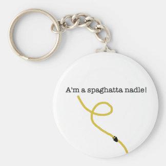 Spaghatta Nadle Keychain! Key Ring