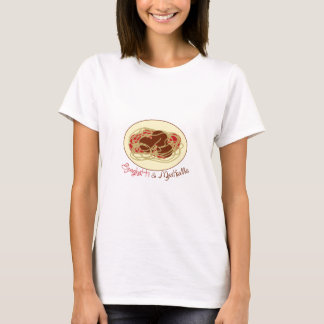 SPAGHETTI AND MEATBALLS T-Shirt