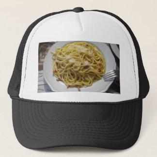 Spaghetti Carbonara 2006 Trucker Hat