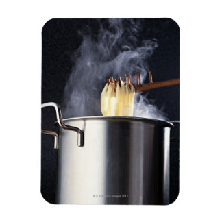 Spaghetti Rectangular Photo Magnet