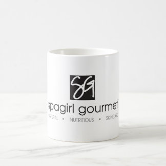 Spagirl Gourmet Coffee Mug