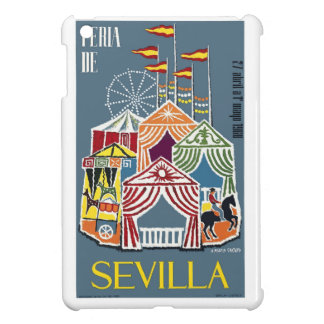 Spain 1960 Seville Festival Poster Case For The iPad Mini