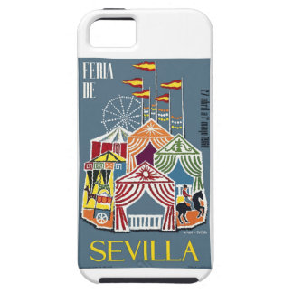 Spain 1960 Seville Festival Poster iPhone 5 Cover