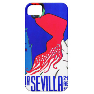 Spain 1964 Seville April Fair Poster iPhone 5 Cases