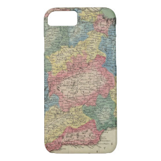 Spain and Portugal iPhone 7 Case