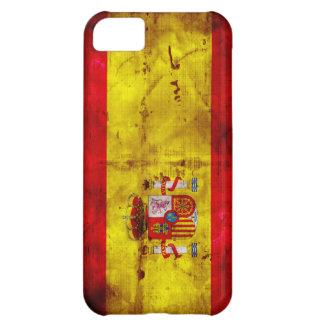 Spain; bandera de España iPhone 5C Covers