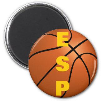 Spain Basketball Team Magnet