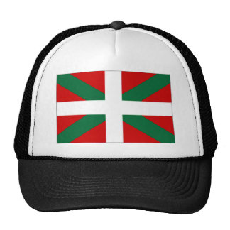 Spain Basque Flag Cap