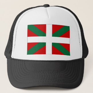 Spain Basque Flag Trucker Hat
