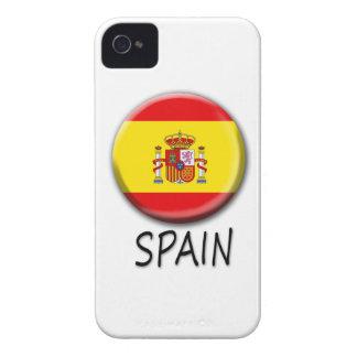 Spain Blackberry Bold Case