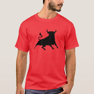 Spain Bull T-Shirt
