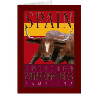 Spain-Card Card